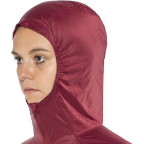 inov-8 AT/C Windshell Jacket Women dark red